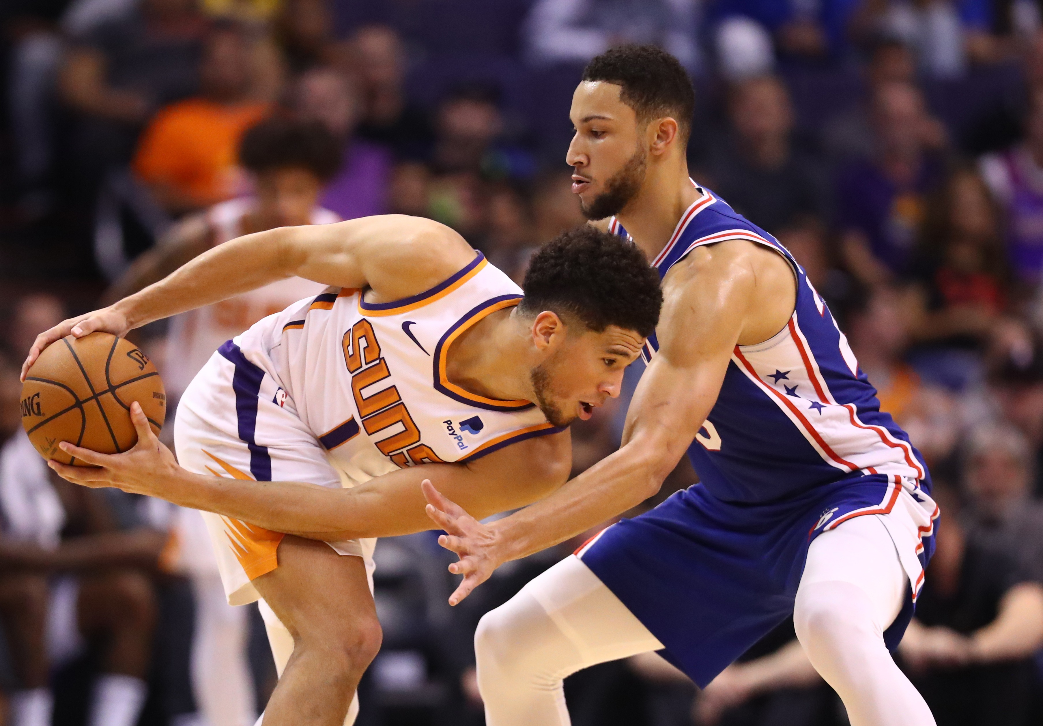 The Phoenix Suns should try to get involved in a Ben Simmons trade as a third party