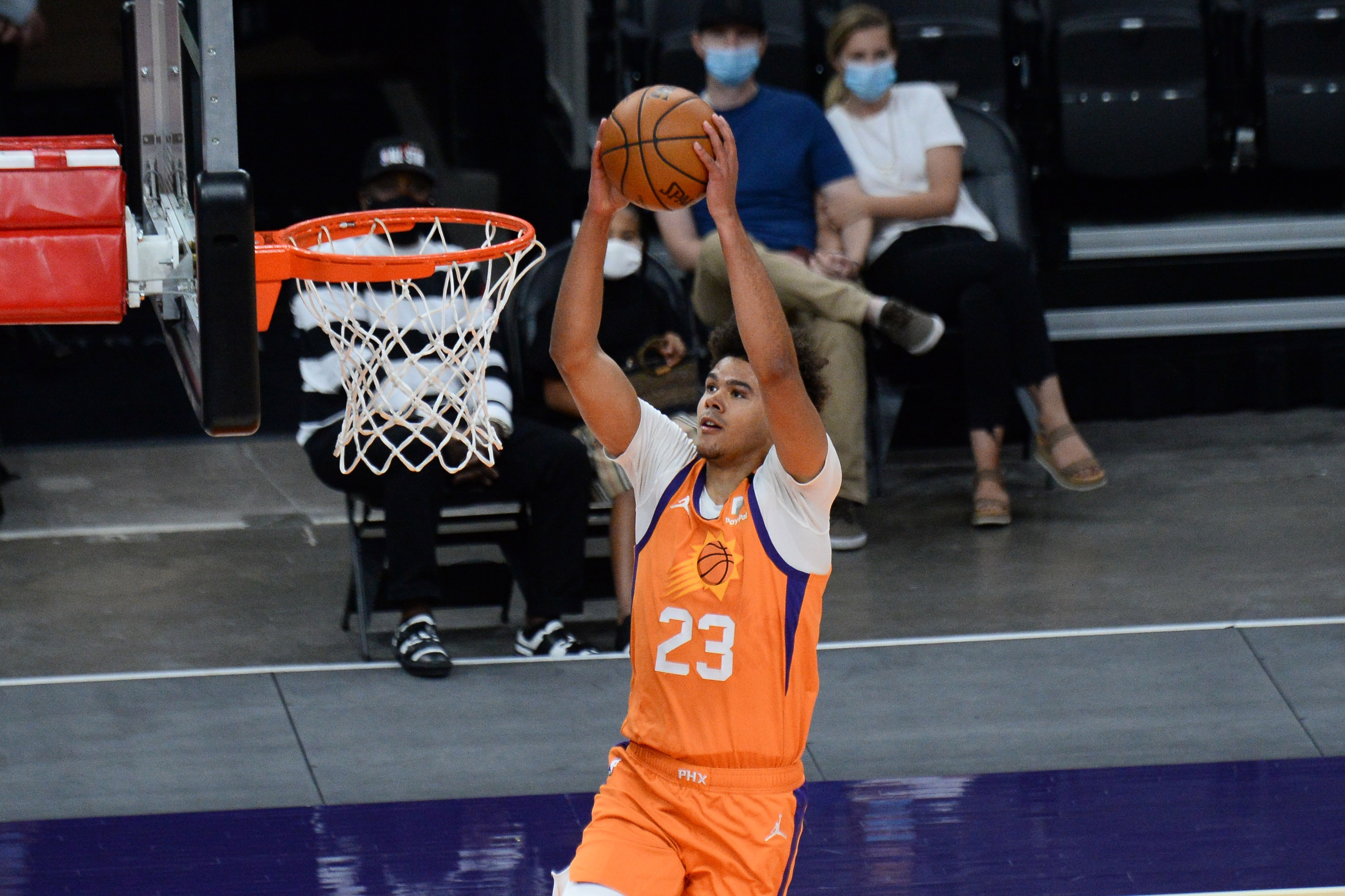 Cameron Johnson and the Phoenix Suns are no one-hit wonders